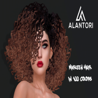 ALANTORI - Marleen Hair in 100 Colors