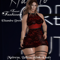 Elizandra Dress