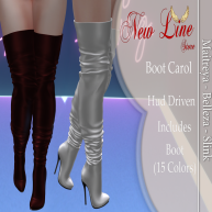 .__ New Line Store __. Carol Boot - Add - Me