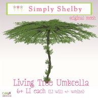 Simply Shelby Living Tree Umbrella
