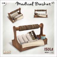 AD Medical Baskets V1