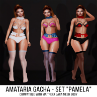 Amataria - Set _Pamela_