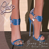 BETH SHOES BLEU