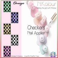 Checkers Omega Ad
