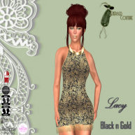 EC-Lacy-Dress-Black-n-Gold