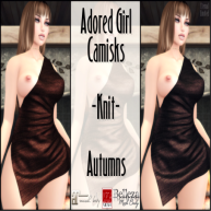 ELTD Adored Girl -Knit- Autumns PIC