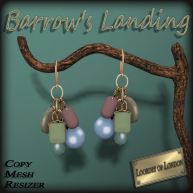 Loordes of London-Barrow's Landing Collection-E-#5 1