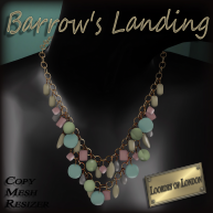 Loordes of London-Barrow's Landing Collection-N-#5 1
