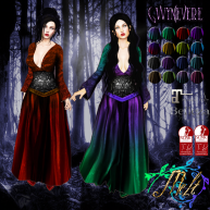 Melt Gwynevere Gown Ad
