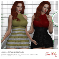 .__ New Line Store __. Dress Thaisa - ADD - ME