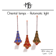 orietal light set 2 w