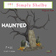 Simply Shelby Haunted