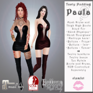 Tasty Pudding - Paula ~ Main Board