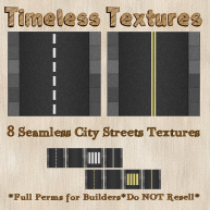 TT 8 Seamless City Streets Timeless Textures