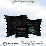35L DPB Religious Pillow Set 1 -Trio 3