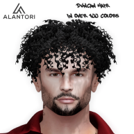 ALANTORI - Duncan Hair in 100 Colors