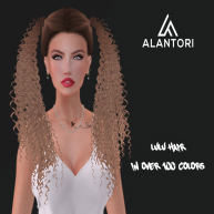 ALANTORI - Lulu hair in 100 colors