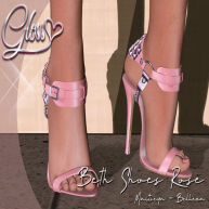 BETH SHOES ROSE