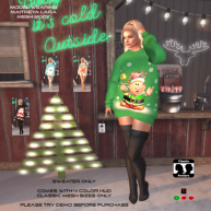 [DD] Christmas Sweater Ad