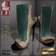 Loordes of London-Petra Boots-#11 1