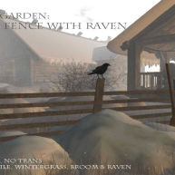 MyCottageGarden_MidwinterRavenFencePIC