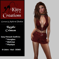PIC Kaydie - Crimson - Kitty Creations