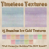 TT 15 Seamless Ice Cold Timeless Textures
