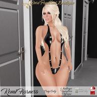 35L DPB Kemi Harness - Latex Black