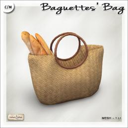 AD Baguettes Bag