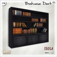 AD - VW - Bookcase Dark V3