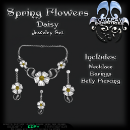[FPI] Spring Flowers Daisy PIC