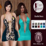 GISELLA DRESS - VENDOR