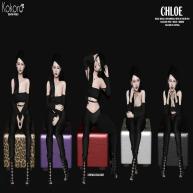 Kokoro Poses - Chloe ad