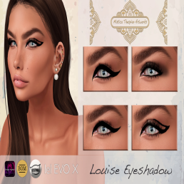 [MTA] Louise Eyeshadow Vendor Easter Gift