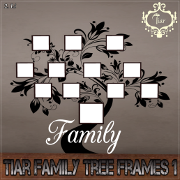 Tiar Family Tree easter GIFT