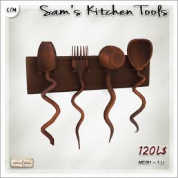 AD Sam Kitchen Tools
