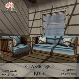 Bloom! - Classic Set BlueAD