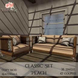 Bloom! - Classic Set PeachAD