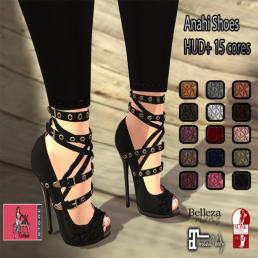 __ C.K Anahi Shoes __