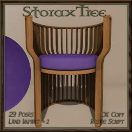 Modern Patio Chair B16