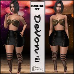 Set Marlene Maitreya