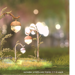 Simply Shelby Acorn Lanterns Spring Fatpack