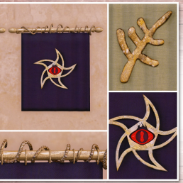 Simply Shelby Elder Sign Tapestries