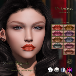 .__ SO __. LipGloss Vulpine
