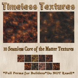 TT 10 Seamless Core of the Matter Timeless Textures 35L SUN