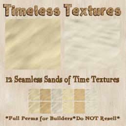 TT 12 Seamless Sands of Time Timeless Textures 35L SUN